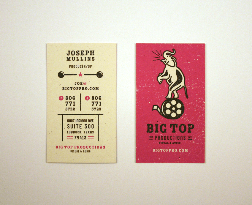 BigTop.BusinessCard.Joe